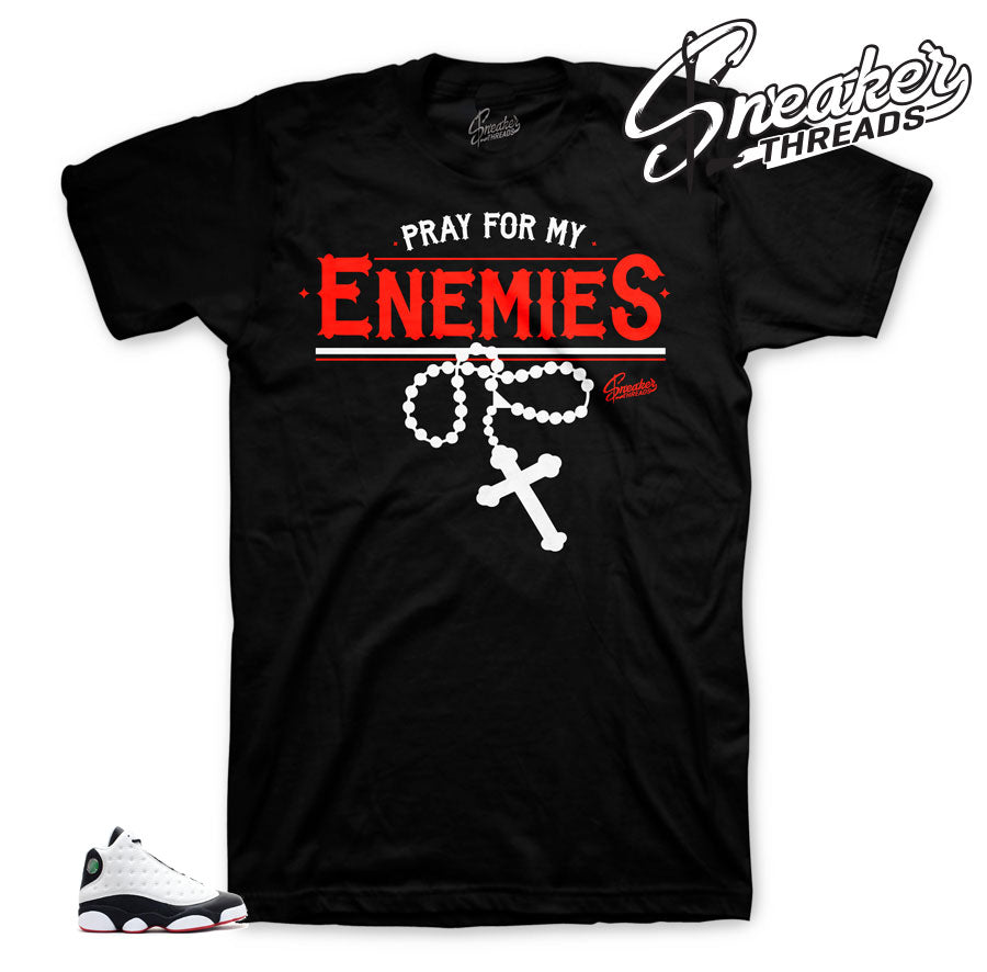 He Got Game 13 Enemies Shirt
