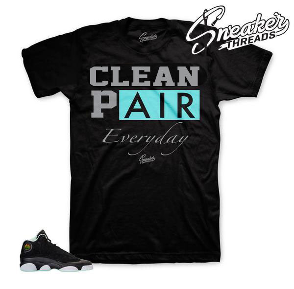 Jordan 13 Mint Everyday Shirt