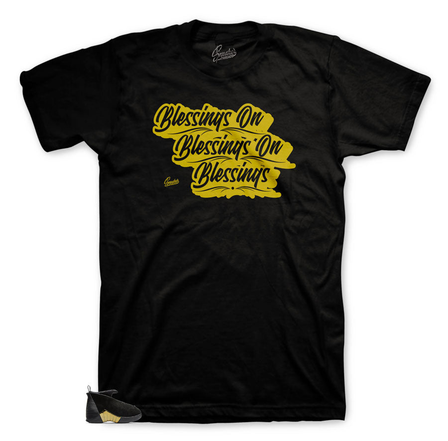 Doerenbecher 15 Jordan shoe matches tees designed for matching Jordan 15 Doerenbecher sneakers