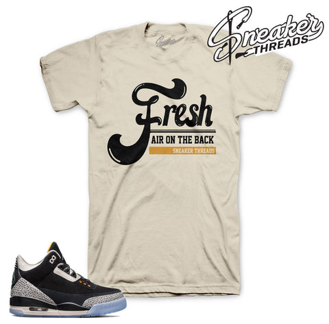 Jordan 3 safari Atmos air max tee match | Sneaker Shirts