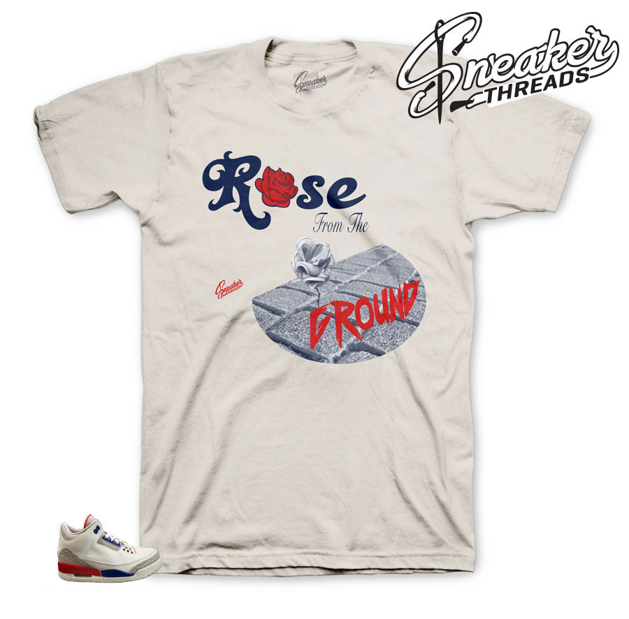 Ground Rose Shirt for International Flights