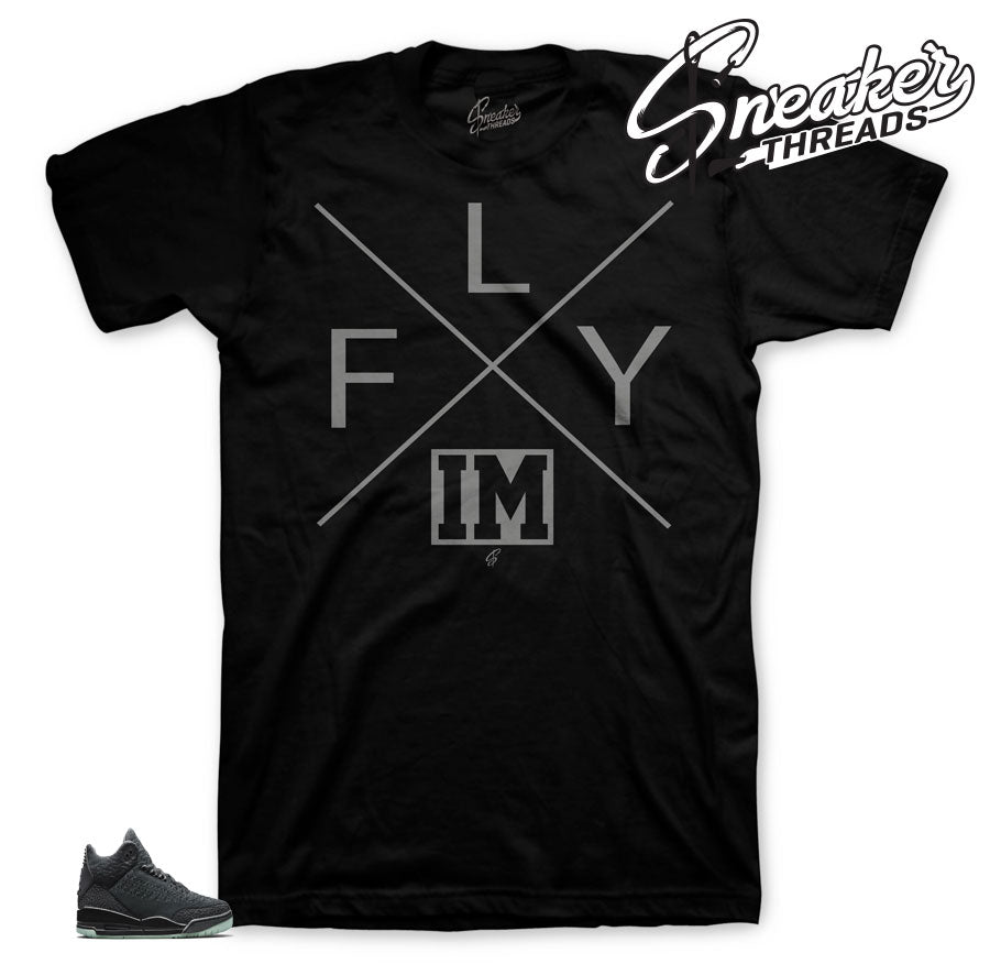 Im Fly shirt for Flyknit 3's