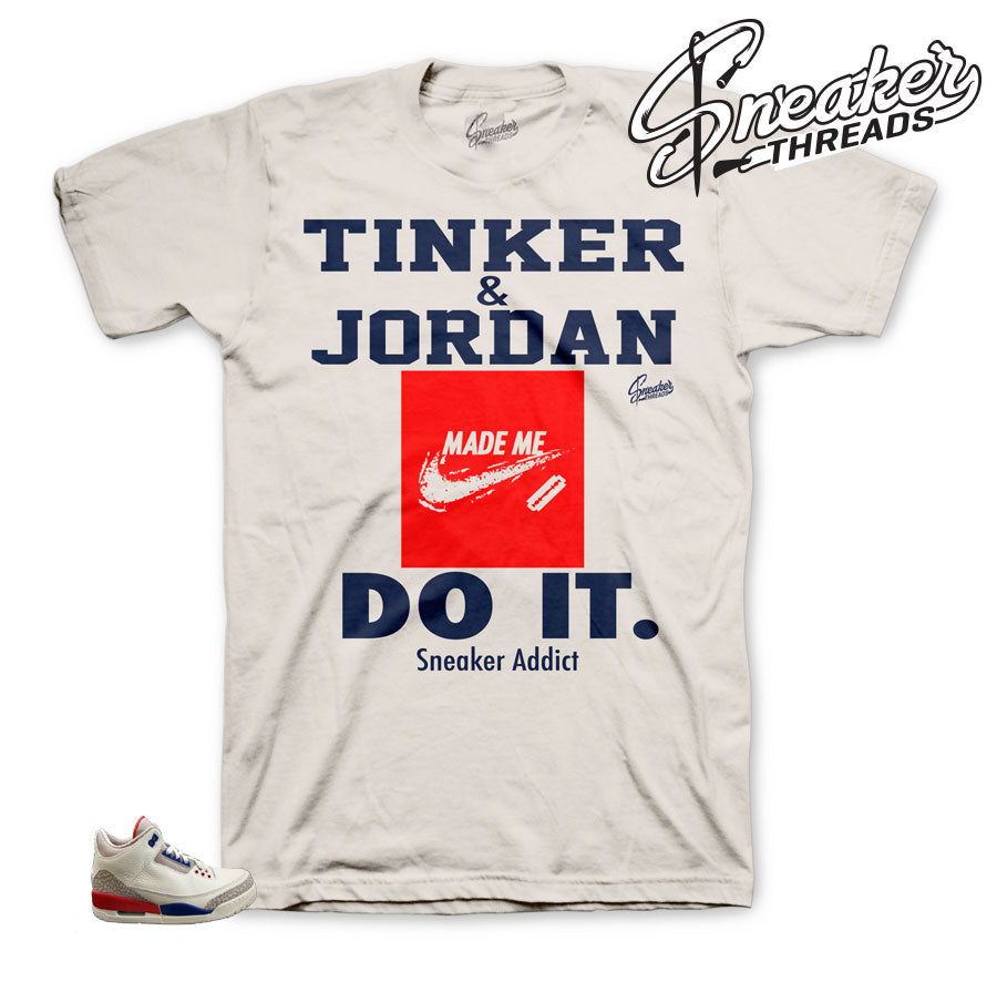Charity Game 3's matching shirts for Sneaker Addicts