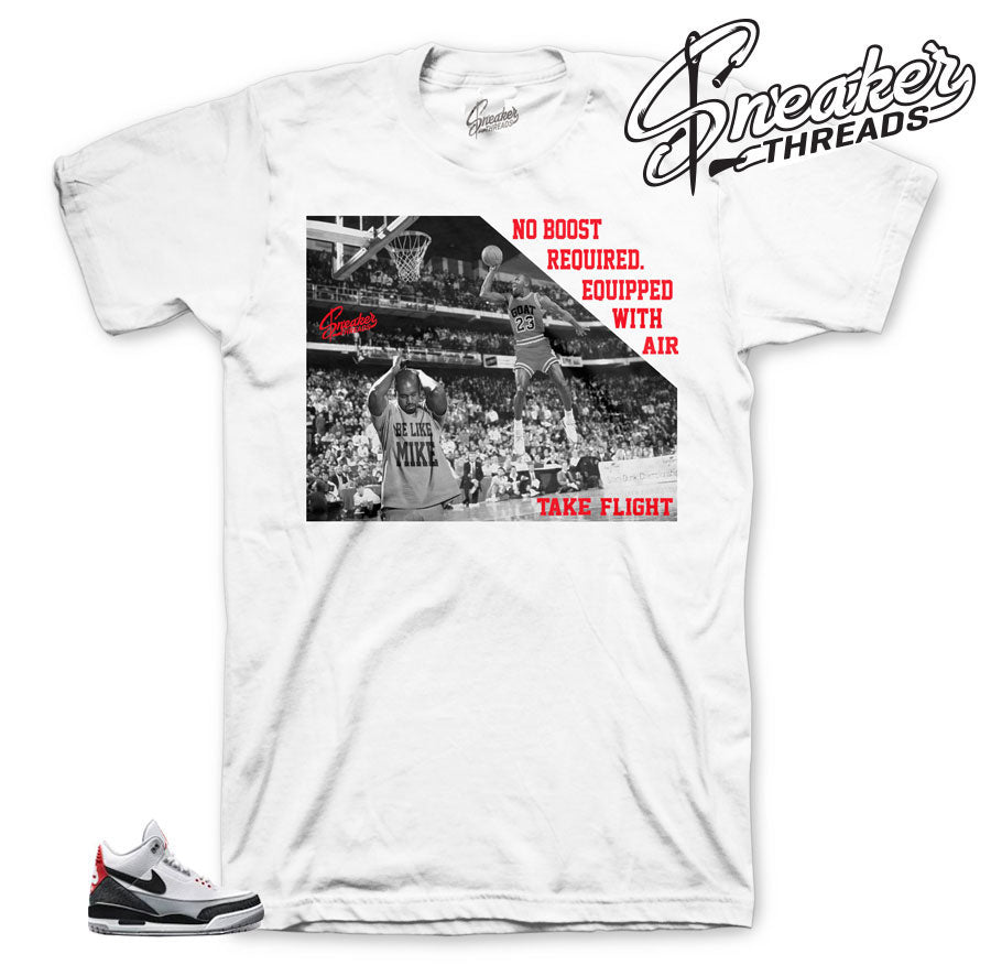 Clothing an shirts to match jordan 3 tinker hatfield shoes.