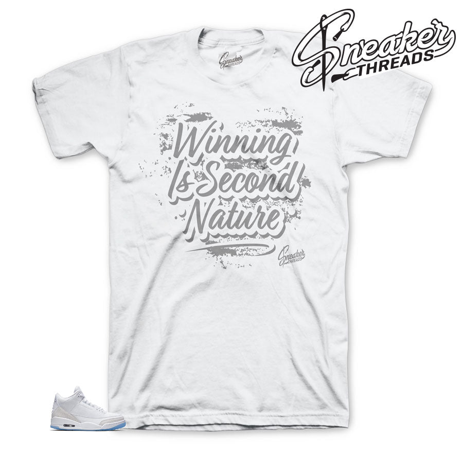Dope Second Nature Shirt for Pure Money 3's