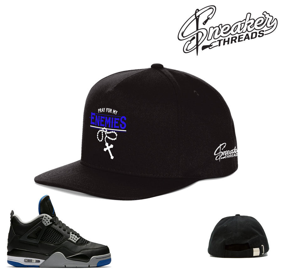 189f3f2f Jordan 4 alternate motorsport hat match retro 4 hats.