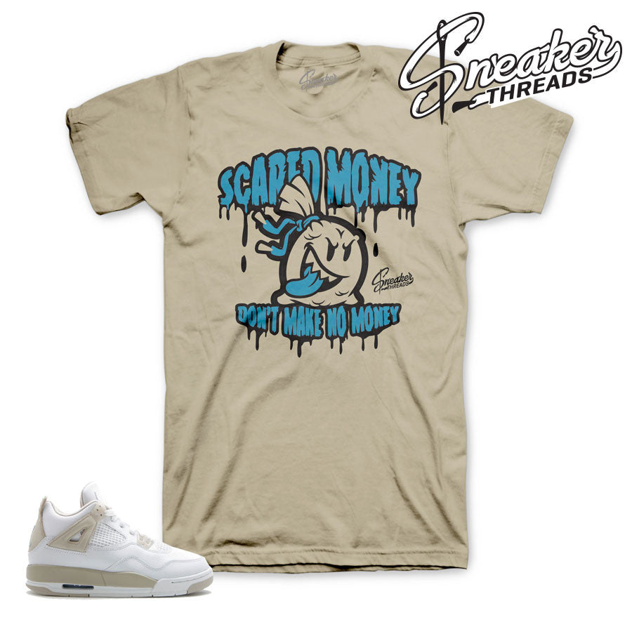 Jordan 4 sand shirt match | Official sneaker tee