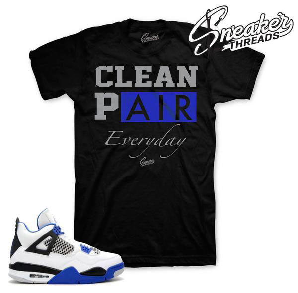 Jordan 4 Motorsport Everyday Shirt