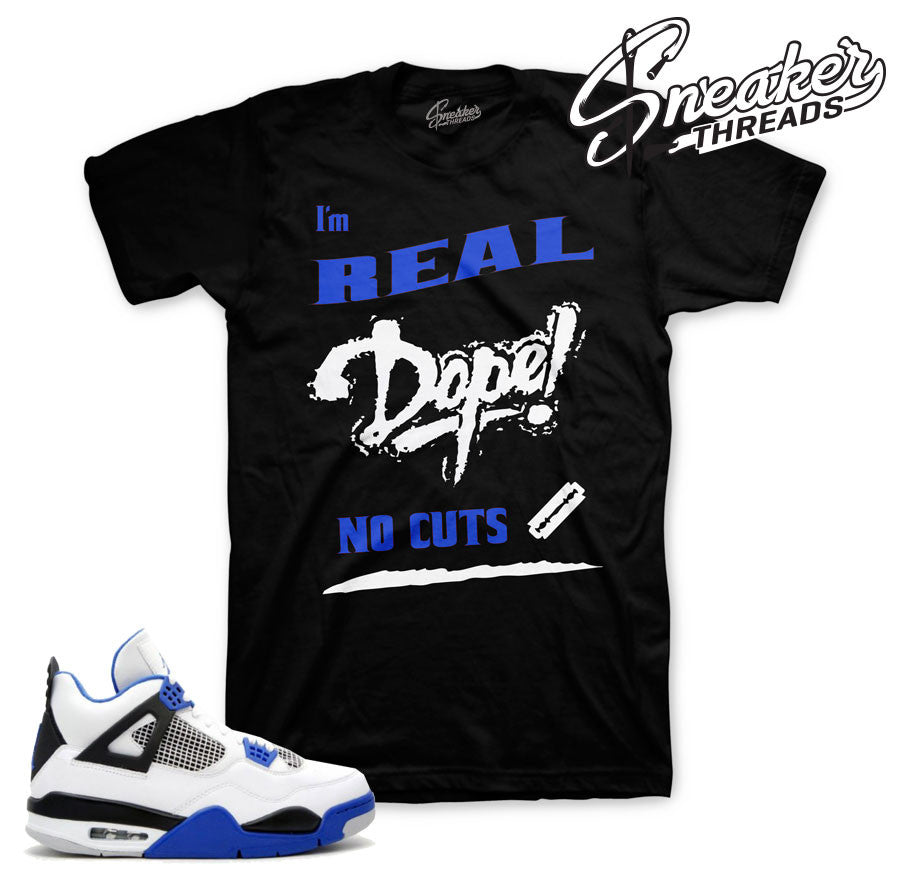 Jordan 4 motorsport tee | Official Matching Shirts
