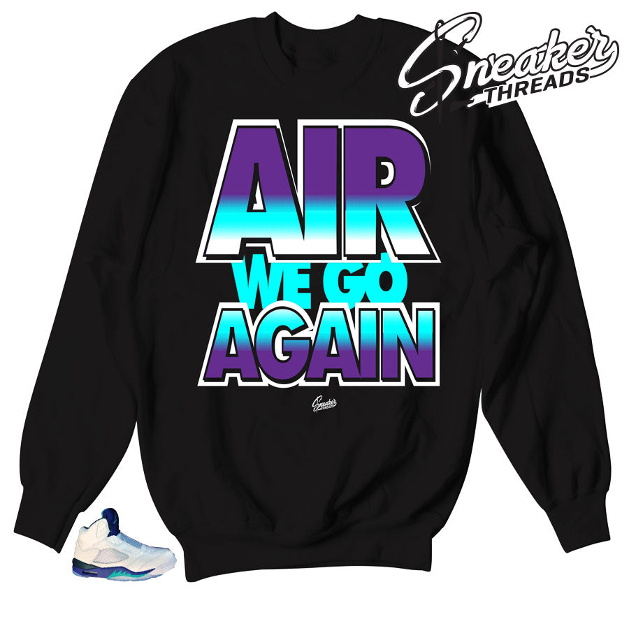 Bel air Prince matching sweaters for Grape 5's