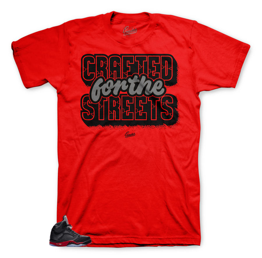 Best shirts to match Jordan 5 Satin