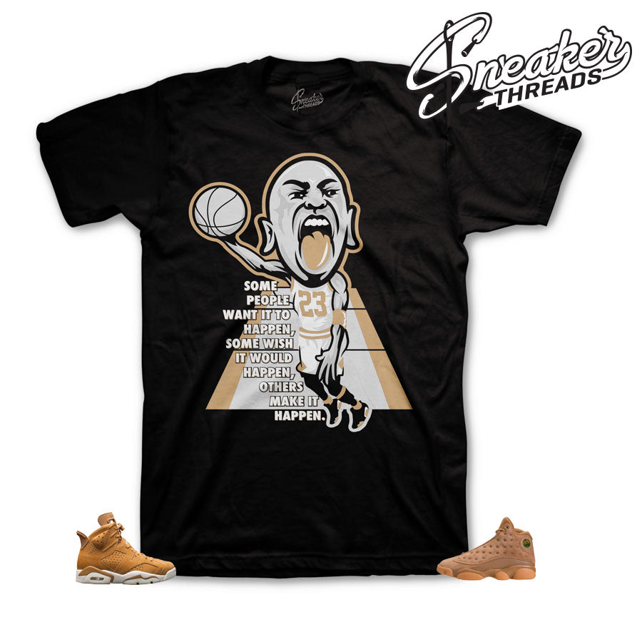 Official tees matchJordan 6 golden harvest tees match retro 13 | Sneaker match tees