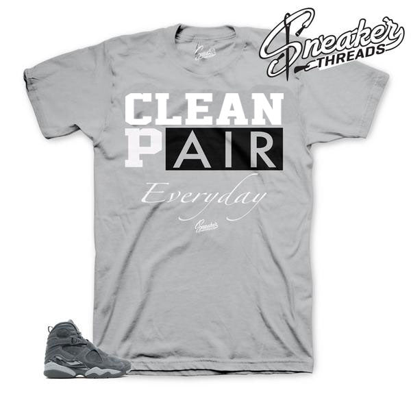 Jordan 8 cool grey shirts match | Sneaker threads official.