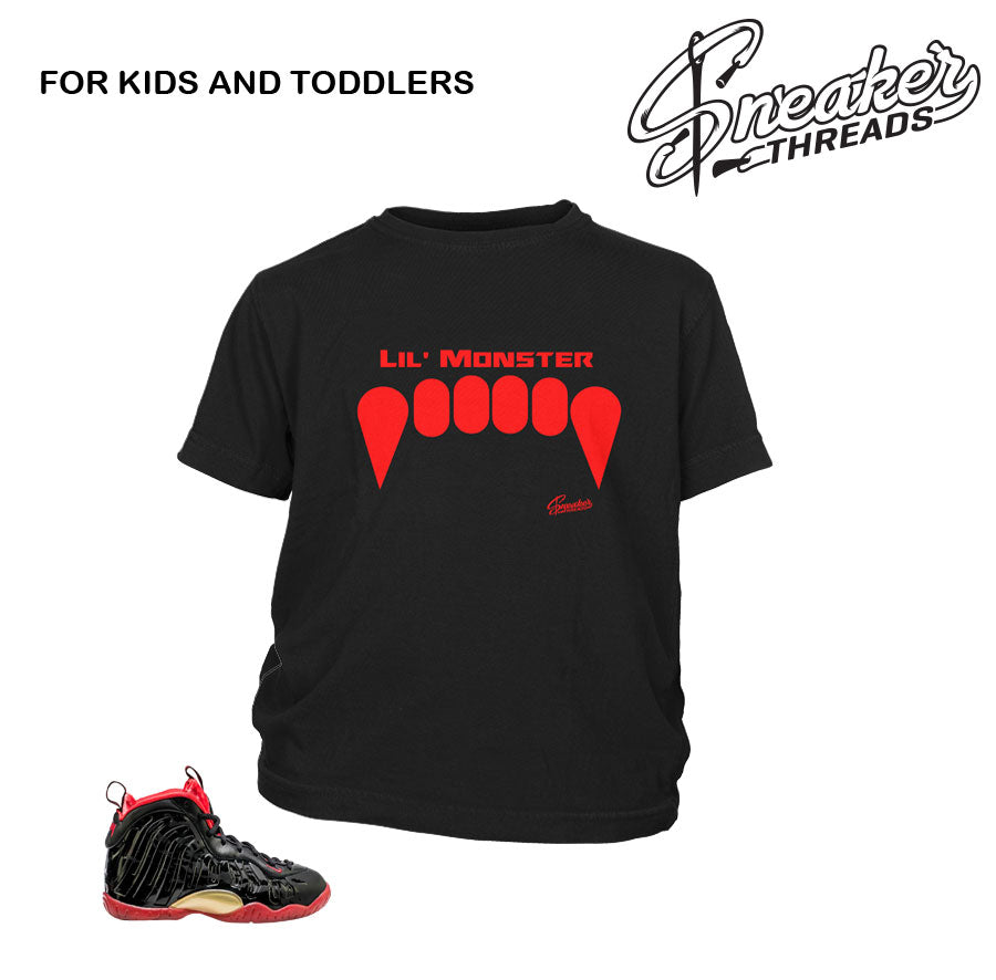 Vamposite foamposite shirts and tees for kids and toddlers. 0e8472baa