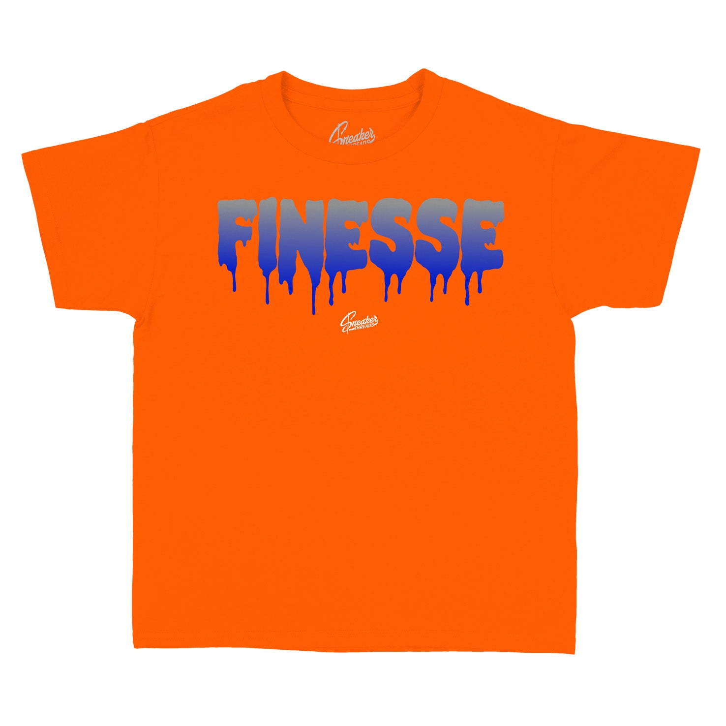 Kids shirt collection made to match the Jordan 3 knick kids sneaker collection