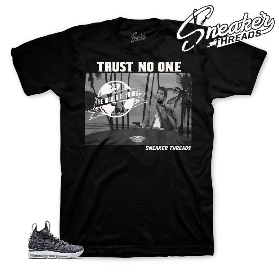 Official matching tees for Lebron ashes | Sneaker matching clothing.