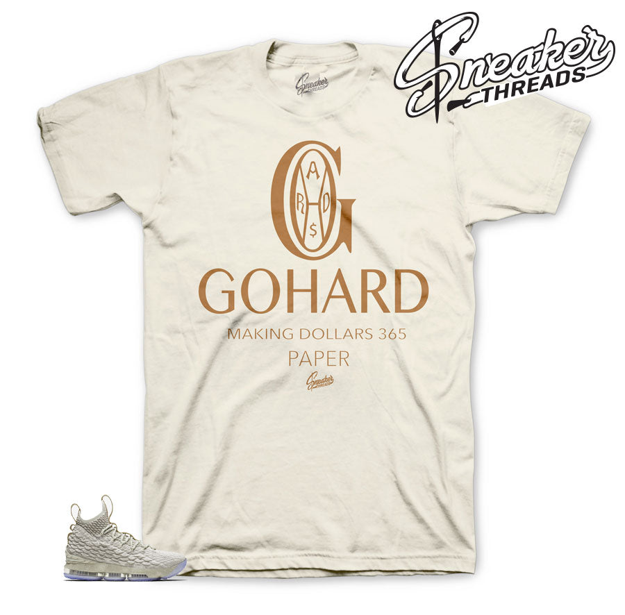 Lebron 15 gjort clothing match shoes | Official lebron ghost tees.
