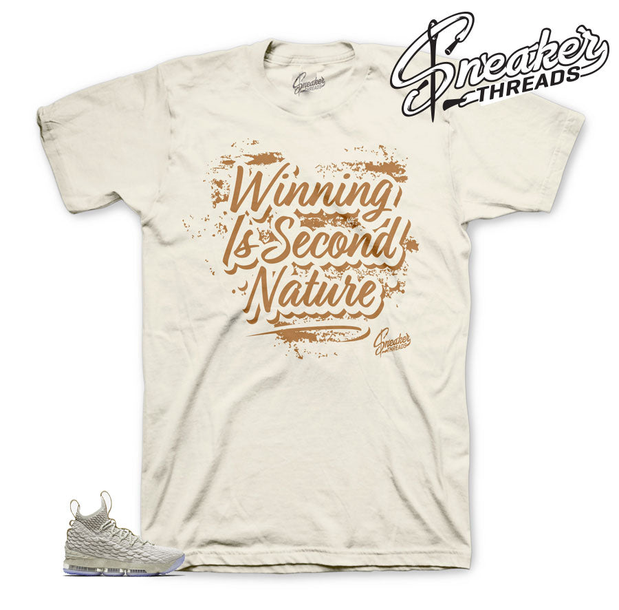 Shirts match Lebron 15 ghost tees | Sneaker Match Shirts.