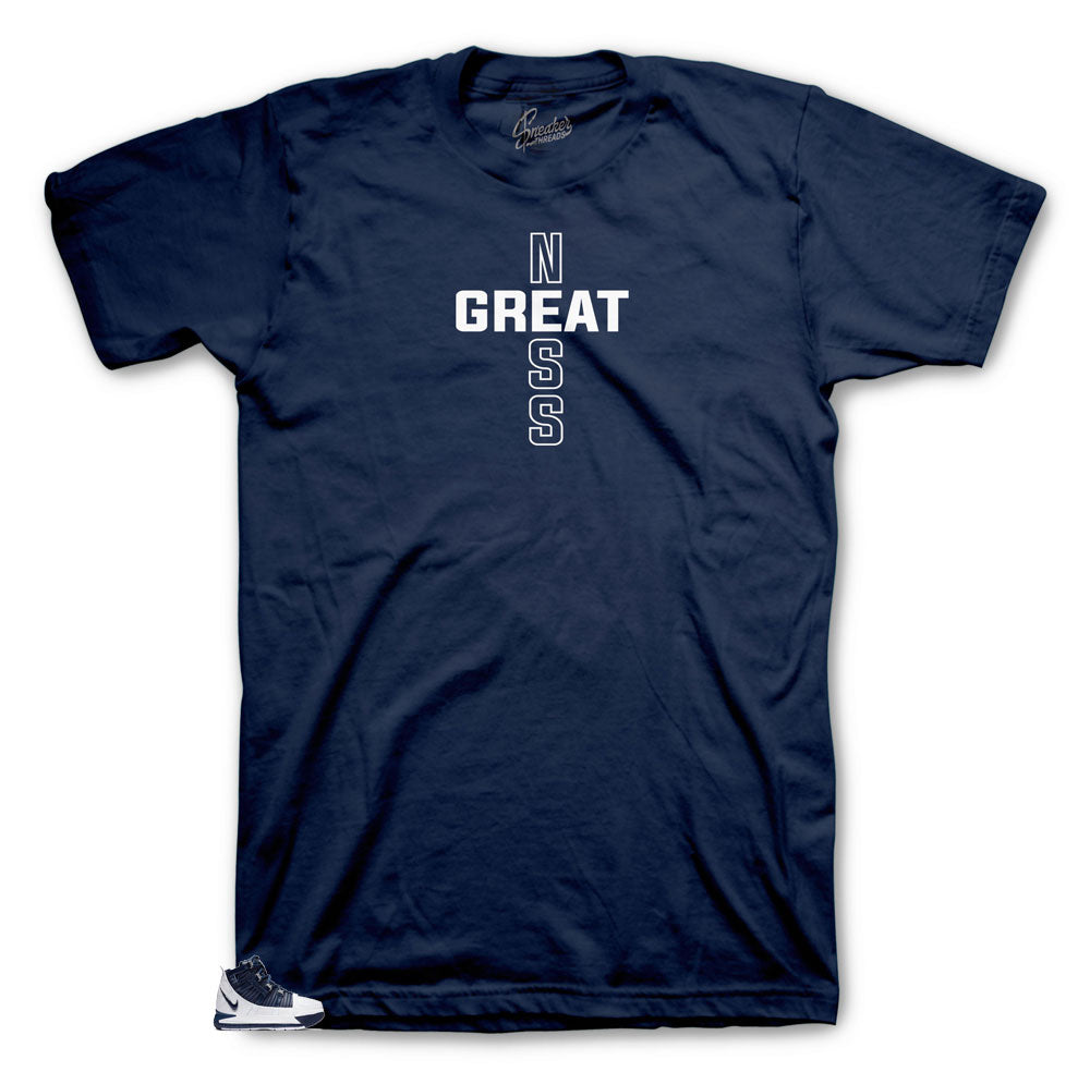 Lebron shirts to match Lebron 3 midnight navy sneaker collections