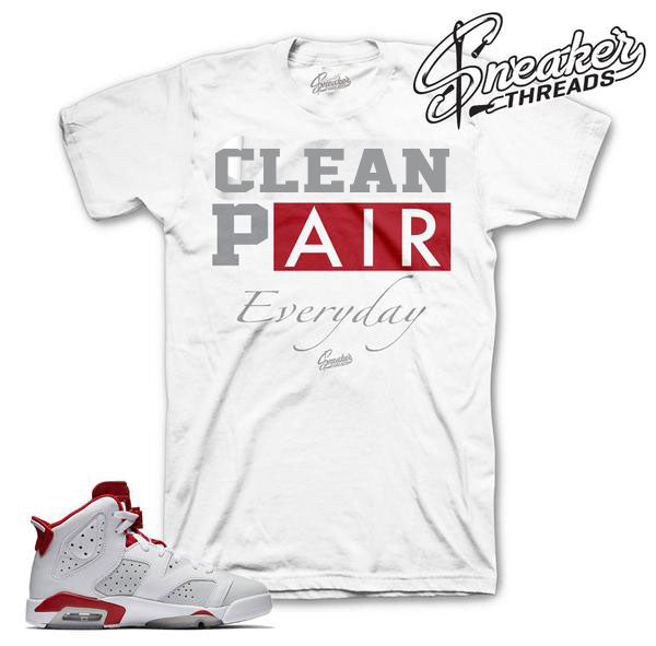 Jordan 6 Alternate Everyday Shirt