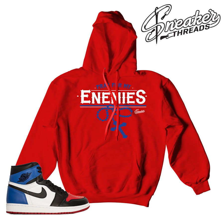 Jordan 1 top 3 hoodies match retro 1 top 3 hoody sweater.
