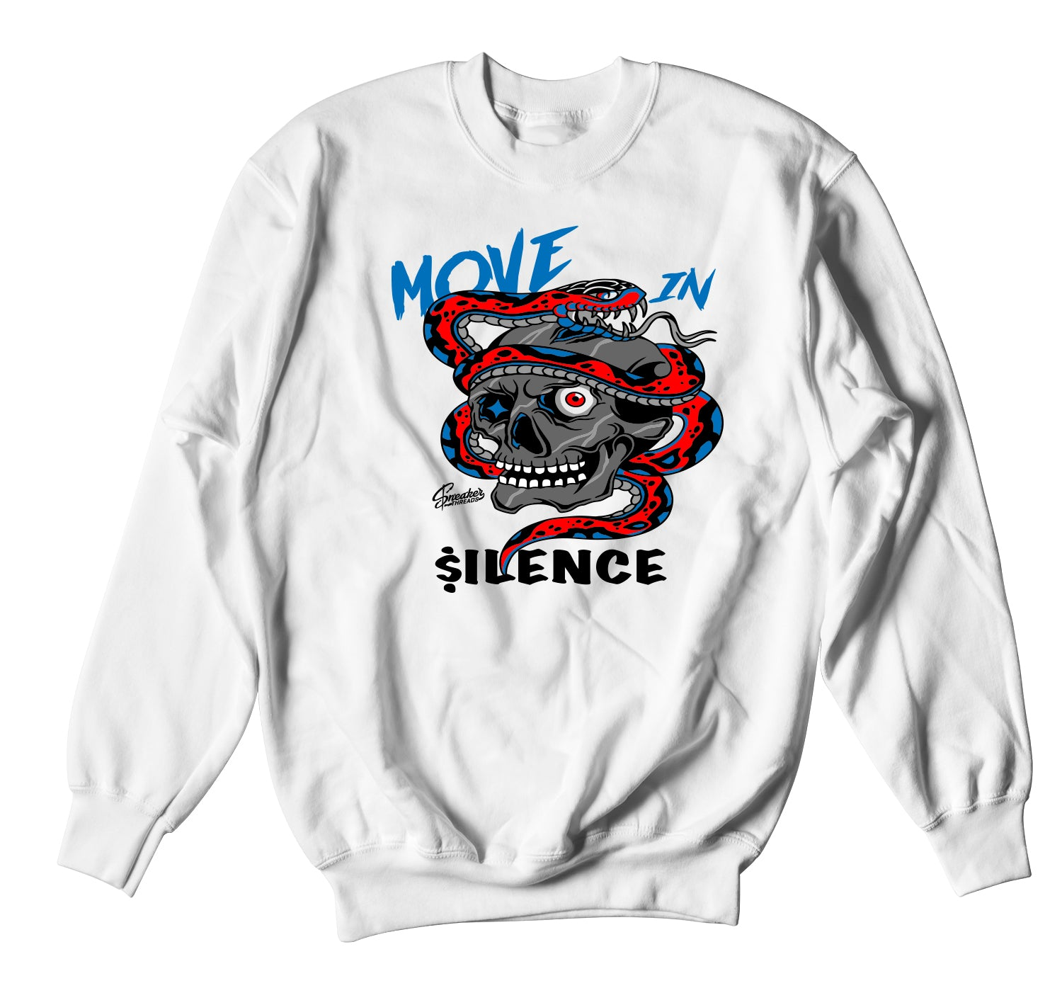 Jordan 4 What The Four Move In Silence Sweater