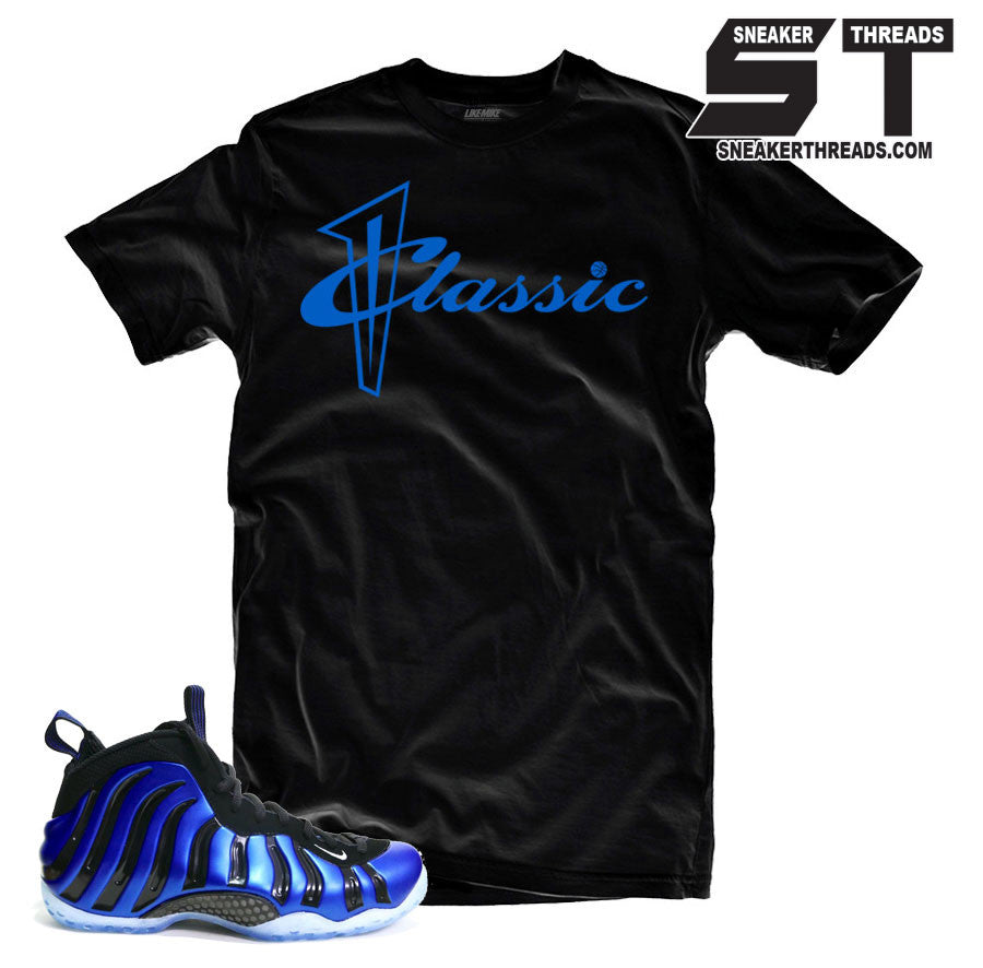 Shirts match Foamposite sharpie sneaker foam sharpie tees.