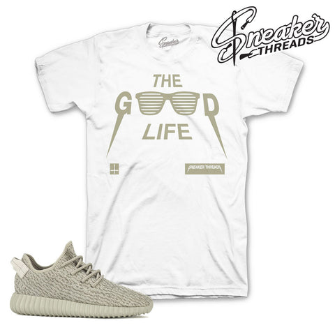 Yeezy boost 350 moonrock shirts match adidas boost sneaker tee.