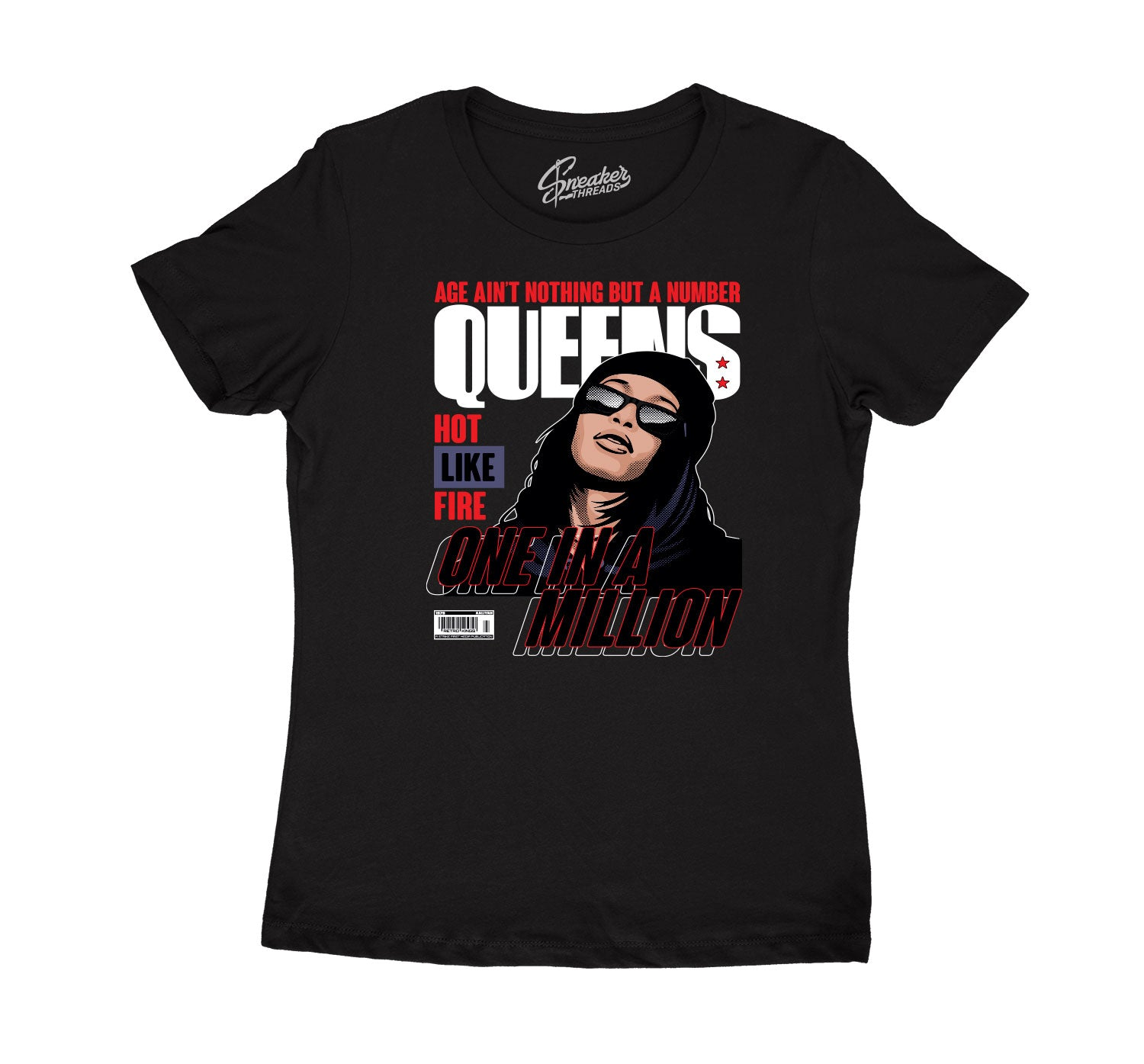 Womens - Denim 3 Queens Million Shirt
