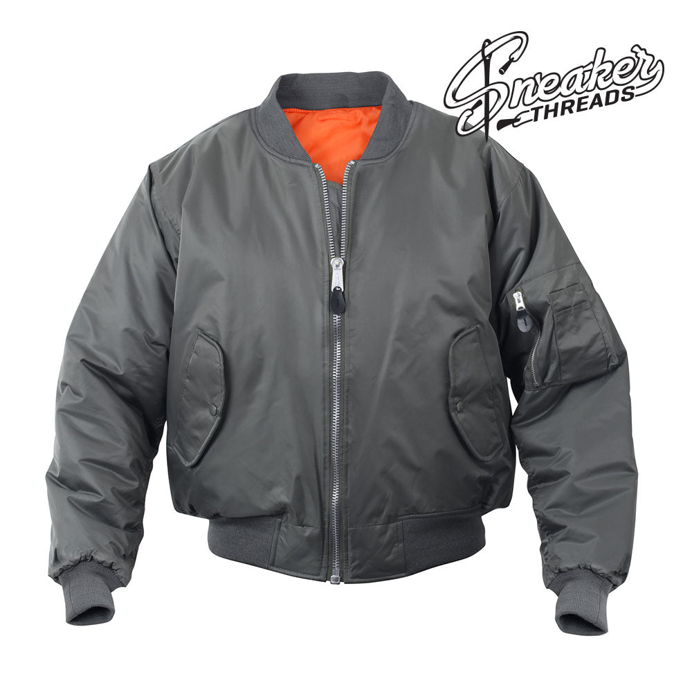 Bomber jackets match shoes | Sneaker match flight jackets.