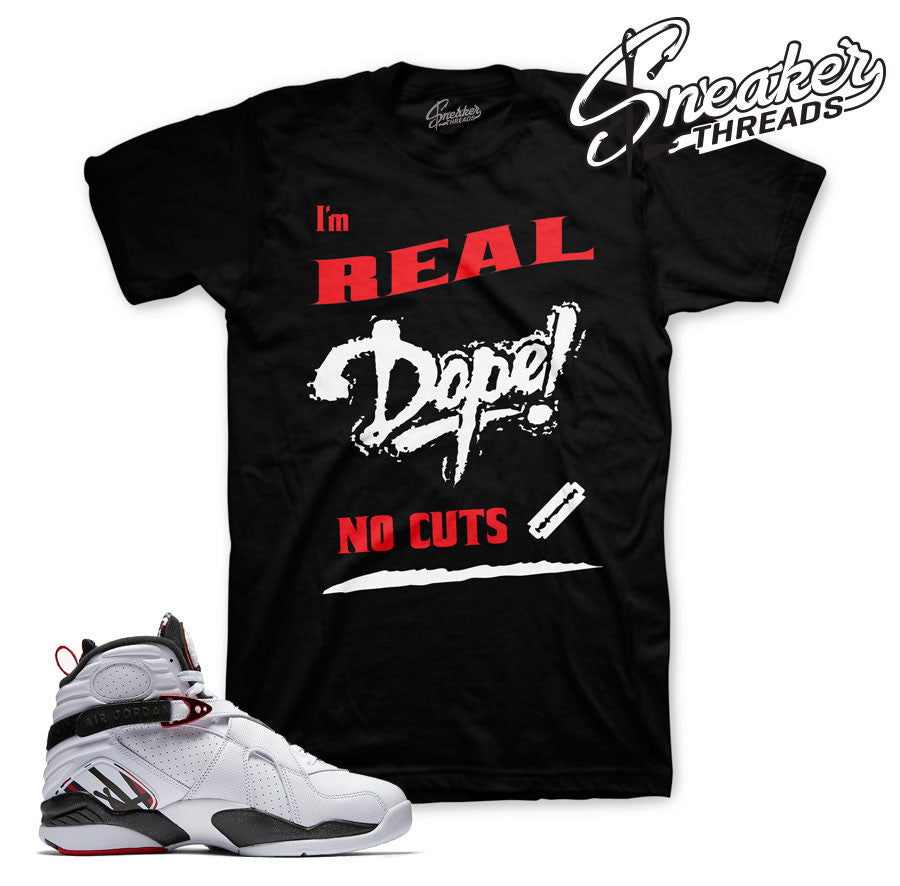 Alternate Jordan 8 tees | Best sneaker tees online