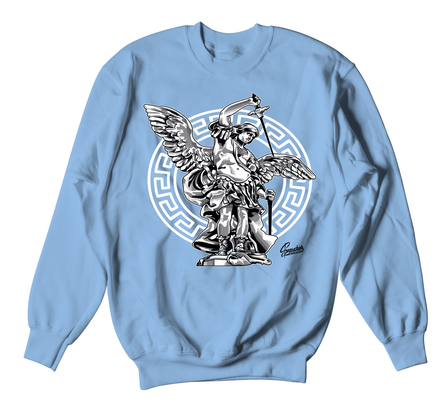 Jordan 1 University Blue ST Michael Sweater