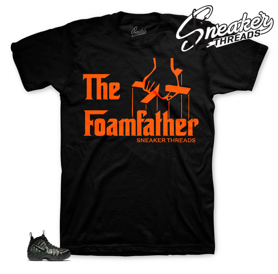 Foamposite sequoia sneaker tees | Sneker threads official.