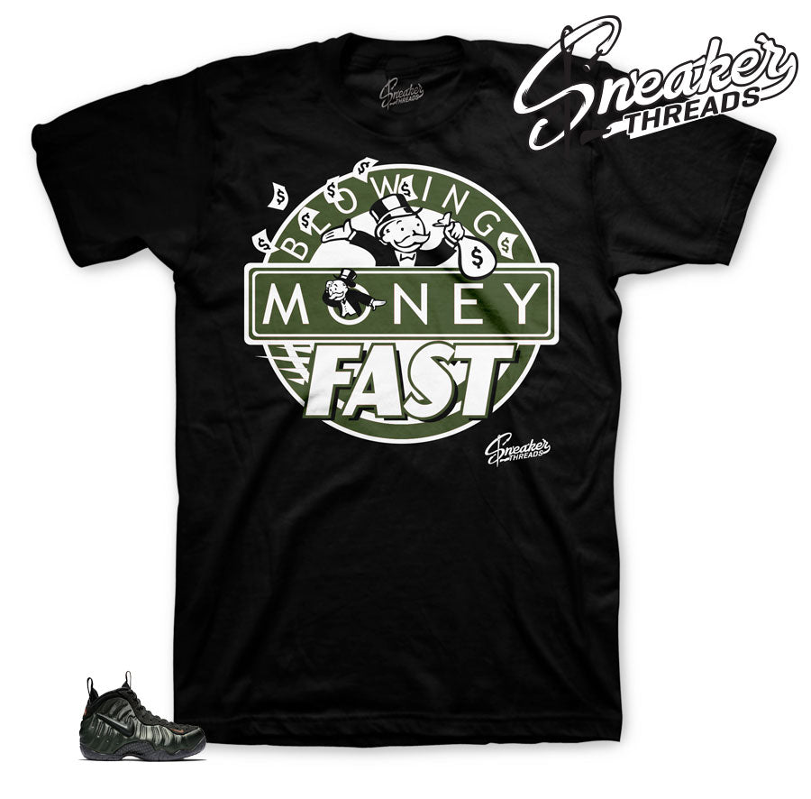 Foamposite Sequoia BMF Shirt