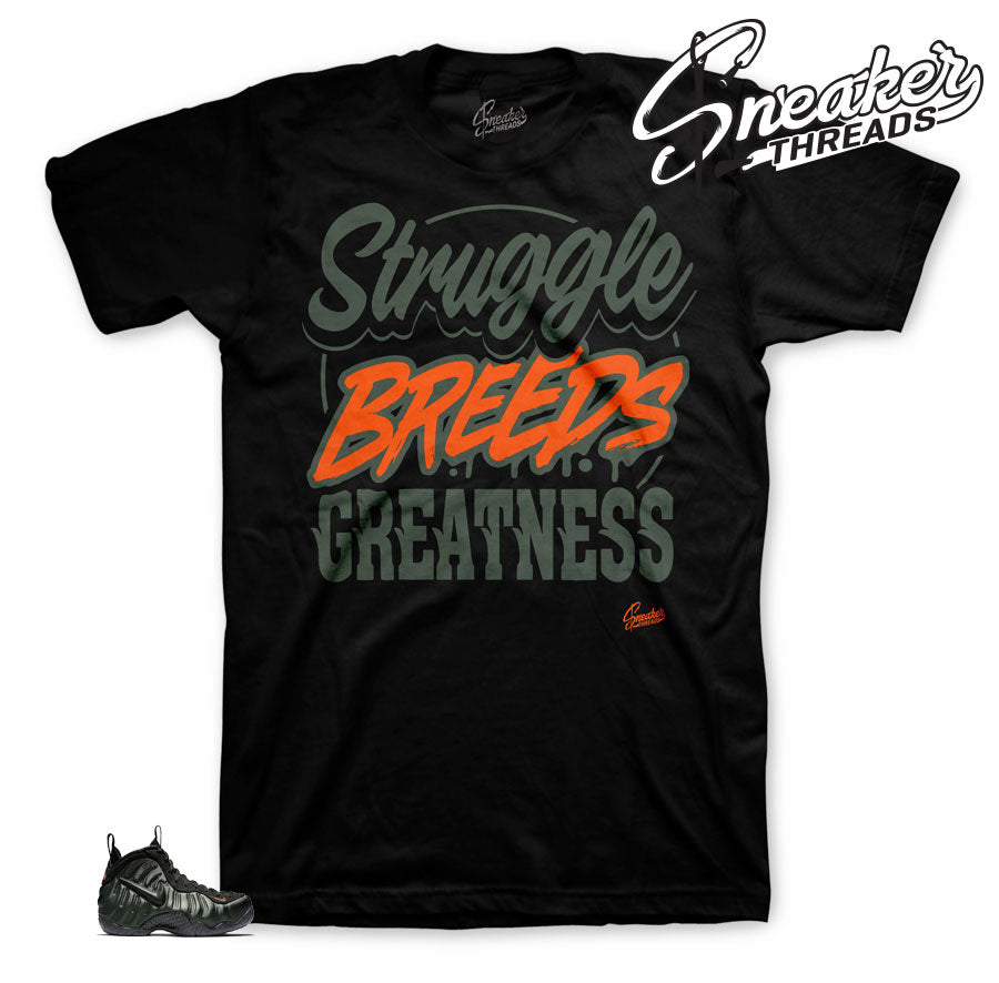 Sneaker threads carries the bests sneaker tees to match foam shoes.