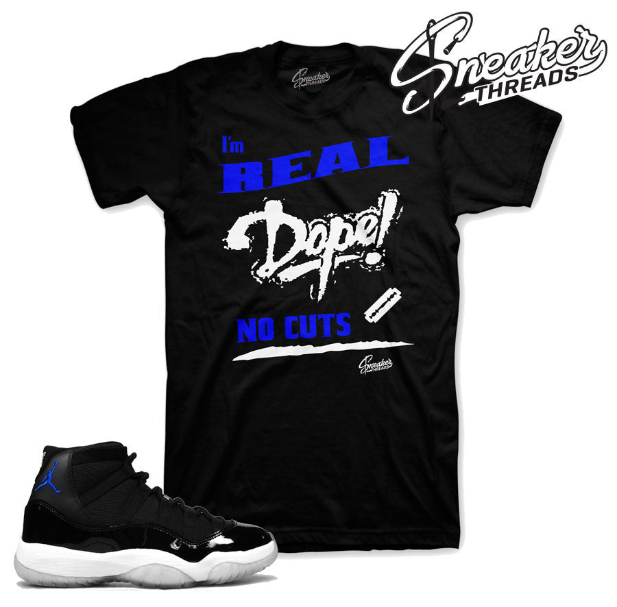 Space jam jordan 11 shirts match retro 11 outfits.