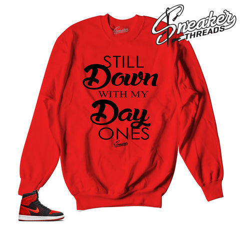 Jordan 1 Flyknit Day Ones Sweater