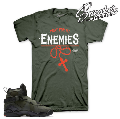 Jordan retro 8 take flight t shirts | Sneaker tees match