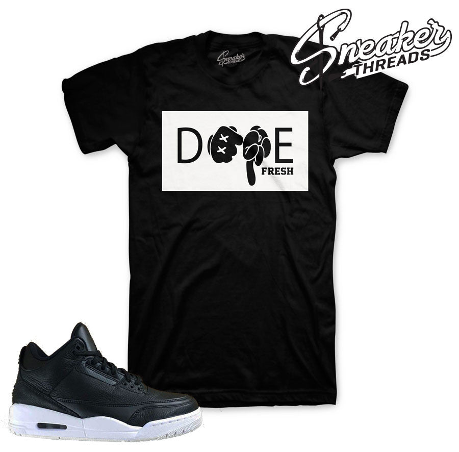 Shirts match jordan 3 cyber monday retro 3 sneaker tees.