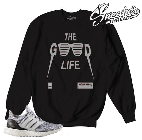 Sweater match ultraboost oreo sneakers | Sneaker sweatshirts