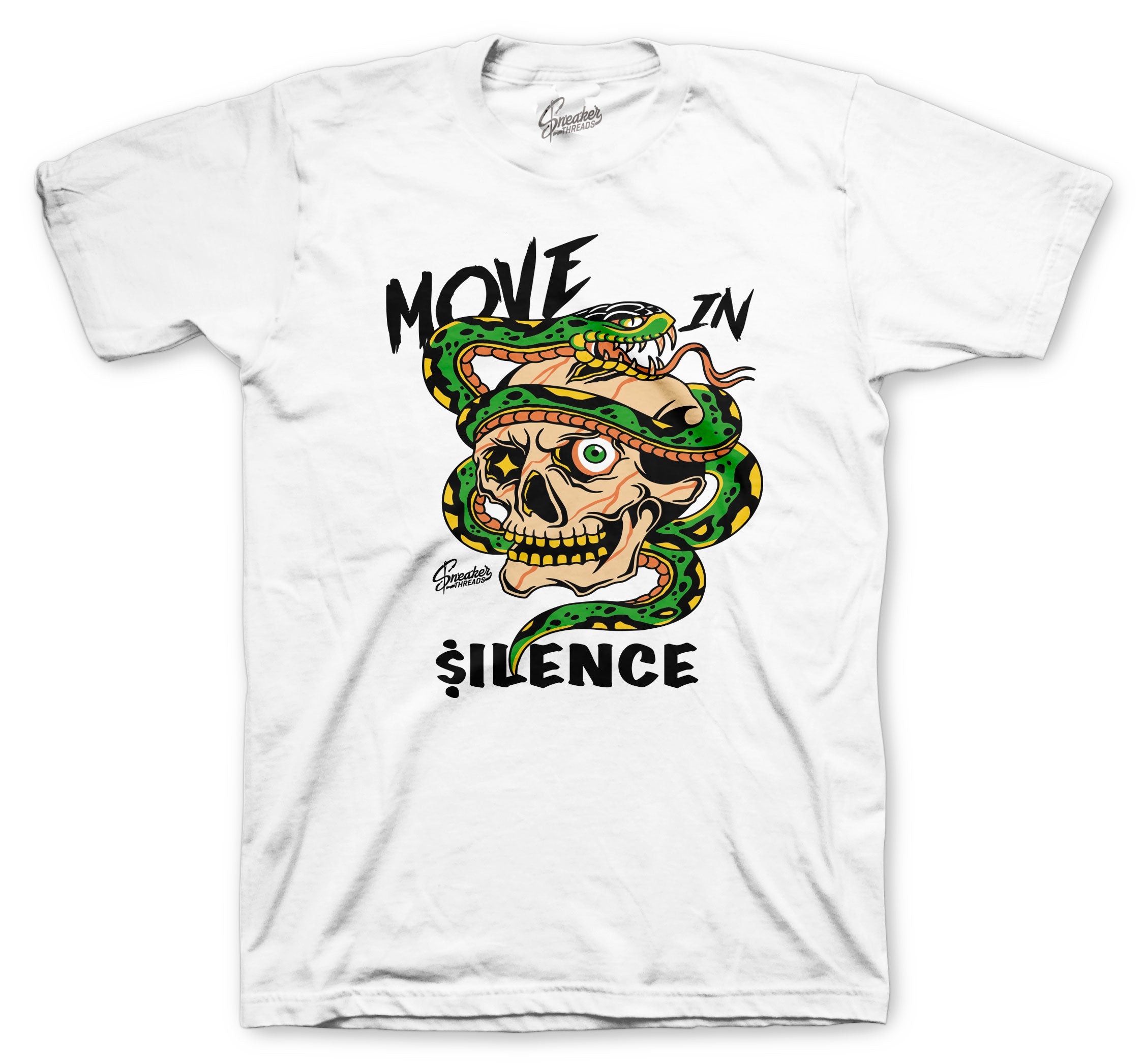Jordan 10 Seattle Move in Silence Shirt