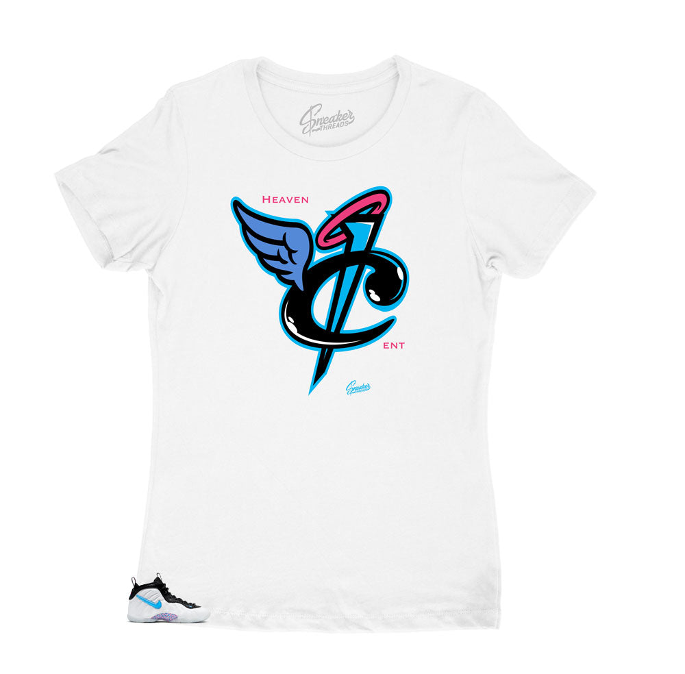 Womens Lil Posite 3D shirt matching fits