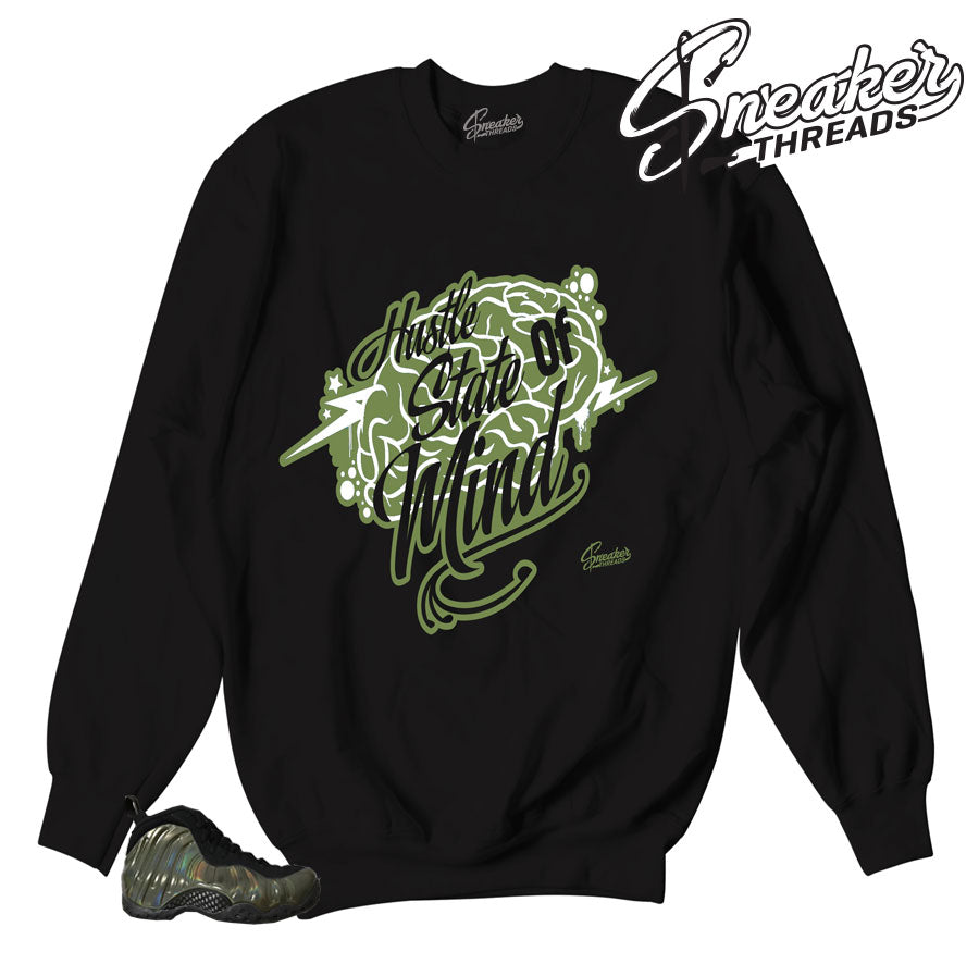 Legion green sweaters match | No cuts legion green sweater.