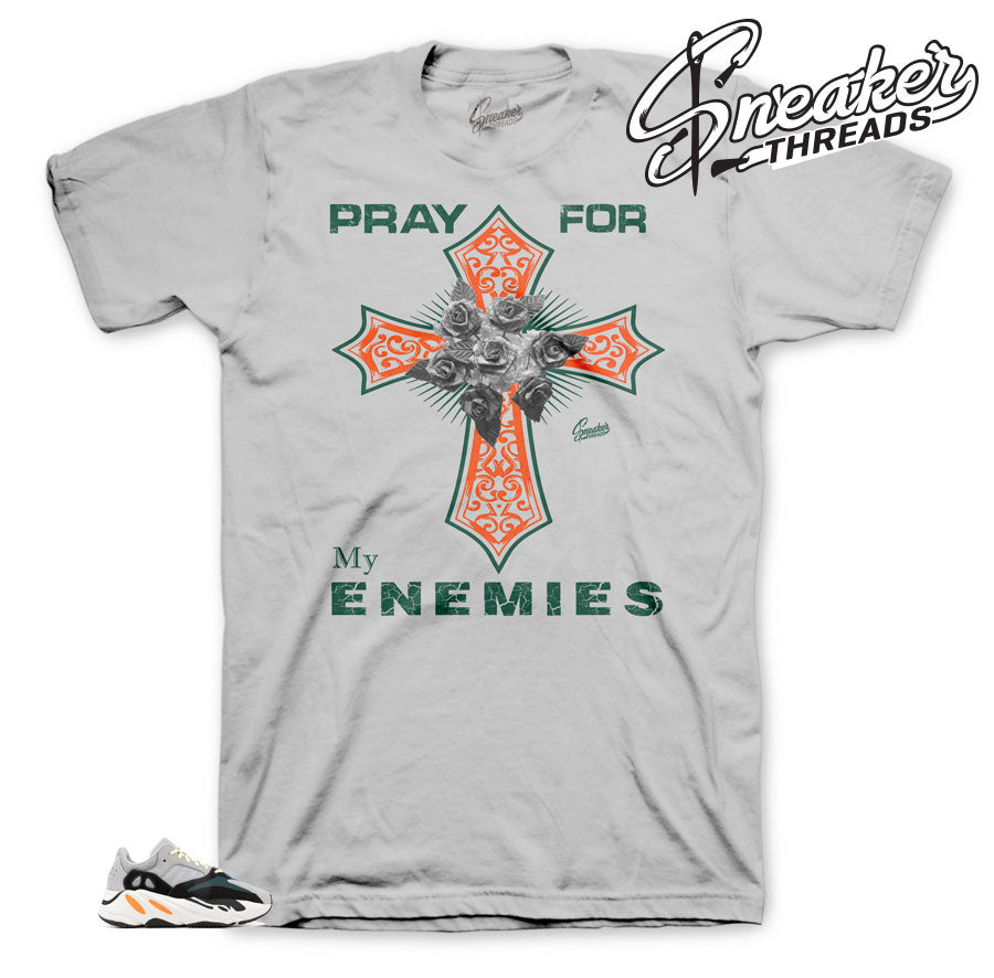 Yeezy Wave runner 700  Pray Shirt
