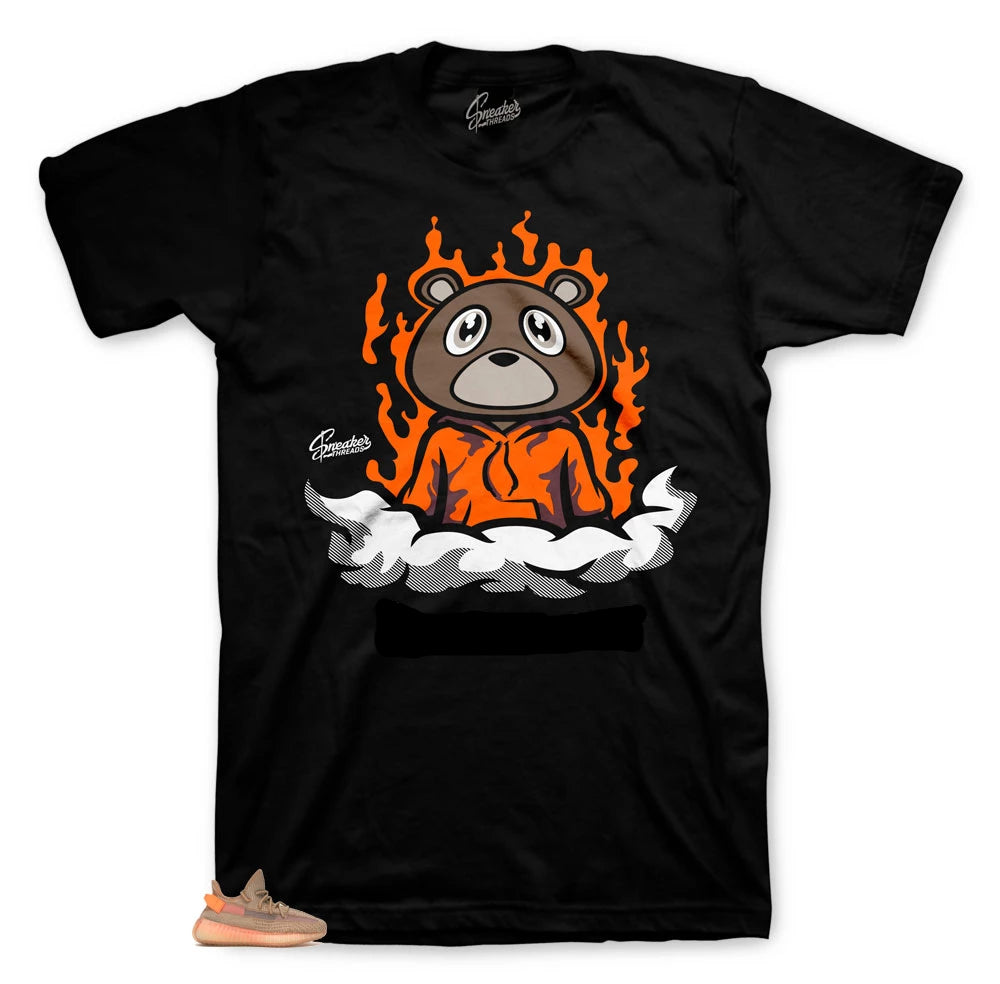 Yeezy Clay Boost Bear shirts perfect for sneaker fits