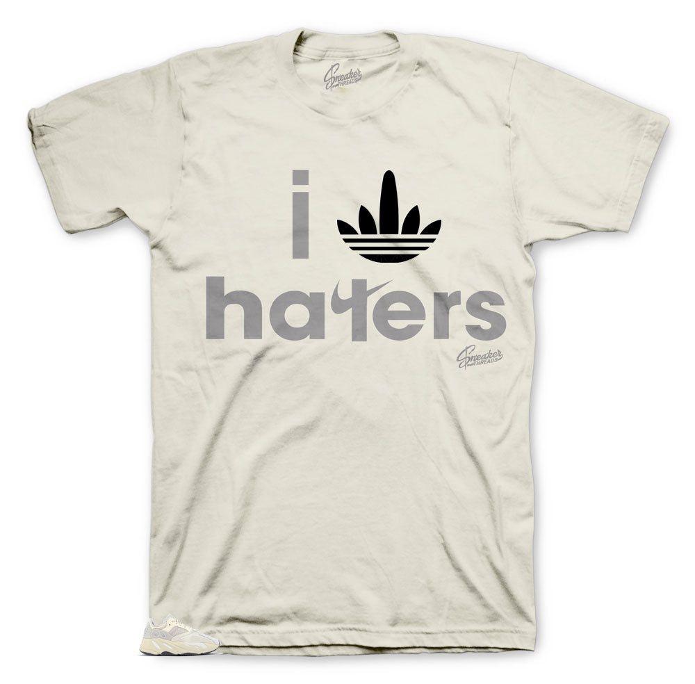 Yeezy Haters shirt for Analog 700's