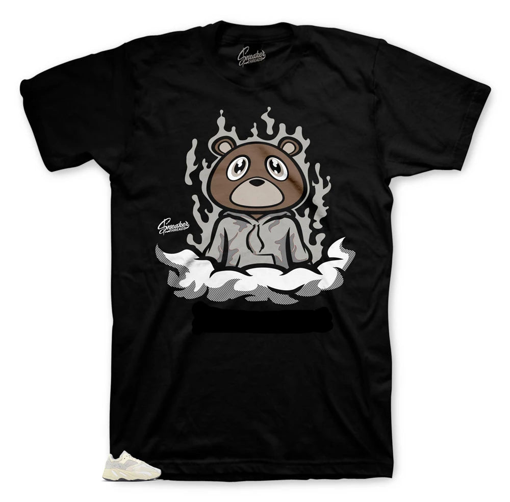 Yeezy Kanye 700 Analog Boost Bear shirt