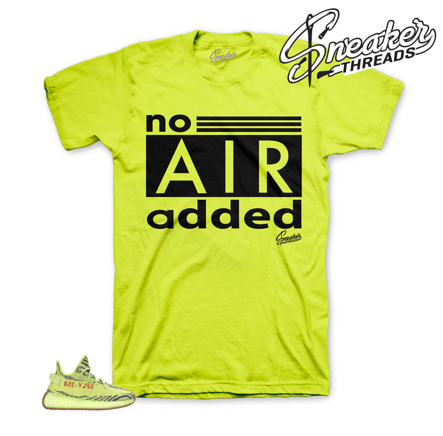 Shirts match yeezy boost frozen yellow shoes | sneaker tees
