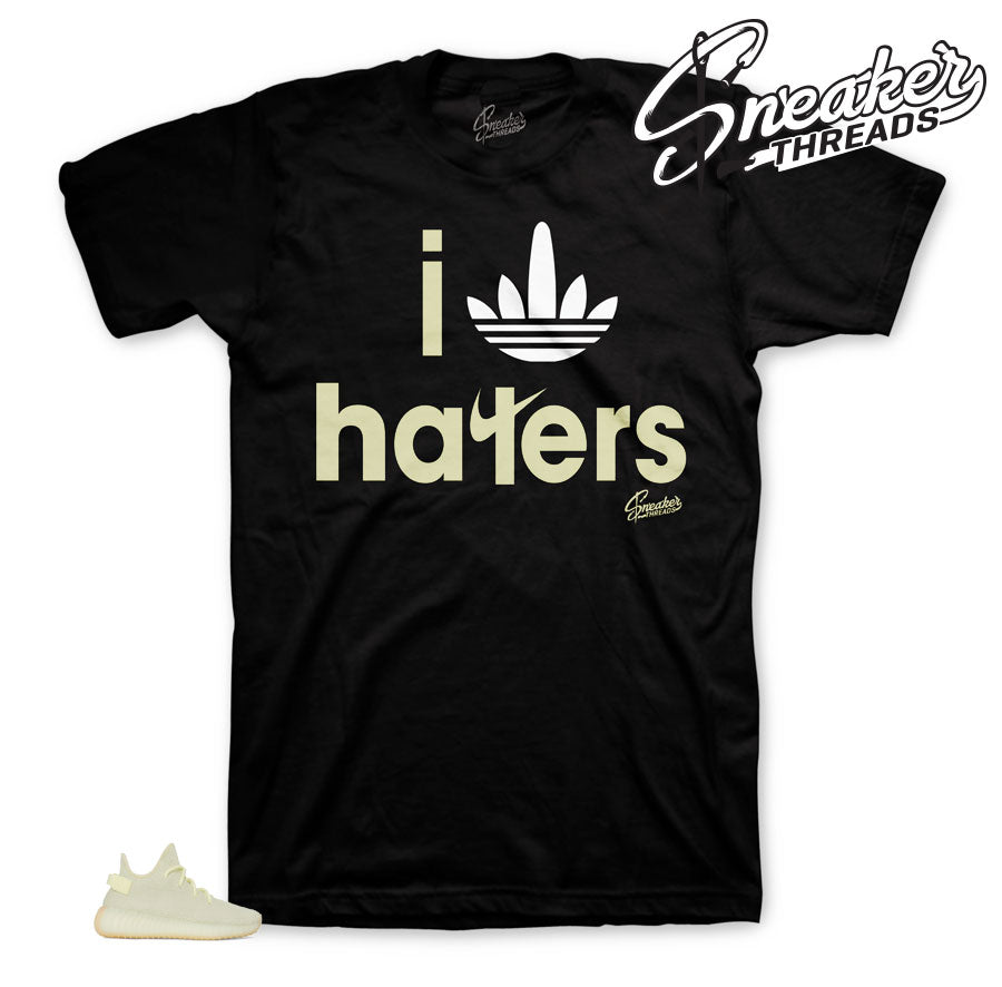 Yeezy Butter matching Shirts | Haters tee