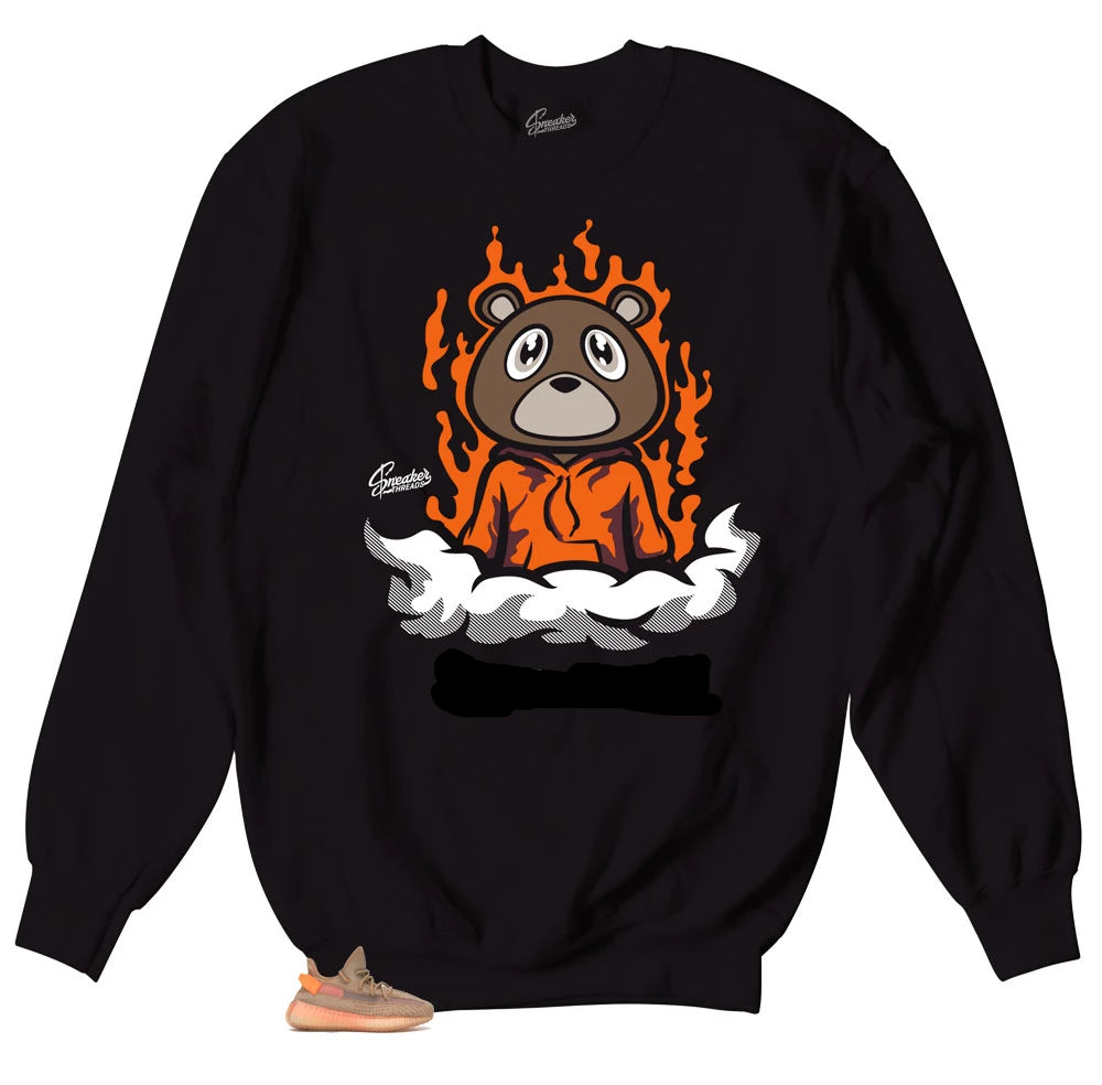 3bad3ca57 Home Yeezy Boost Clay Boost Bear Sweater. Share